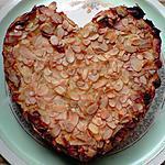 recette Clafoutis poires-amandes
