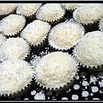recette Boules coco noisettes