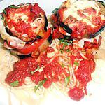 recette TORRETTE DE MELANZANE (aubergines)
