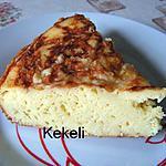 recette Gâteau de semoule au comté