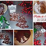 recette Sablés de Noël au cacao