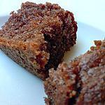 recette Gateau au yaourt à la danette au chocolat
