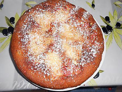 Gâteau lyonnais aux pralines 430