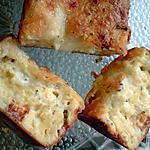 recette Cake aux 3 fromages et herbes de provence
