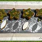 recette Moelleux pistache coeur de calisson