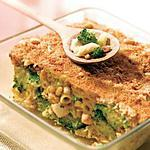 recette Gratin de penne au poulet et au brocoli