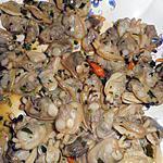 recette poelée de palourdes au beurre d escargot