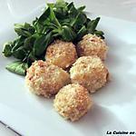 recette Croquettes de purée et jambon