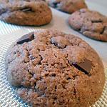 recette Cookies au Nesquik ®