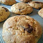 recette Cookies à la pralinoise