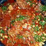 recette Collier d agneau au paprika et haricots blancs