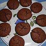 recette Petits moelleux au chocolat
