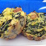 recette Gâteau de semoules aux légumes & fromages