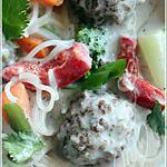 recette ~Soupe-repas vietnamienne~