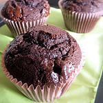 recette Muffin's Tout Chocolat