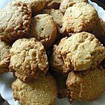 recette Biscuits au miel et à la cardamome