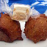 recette Mini pains d'épices moelleux aux Figues & aux Amandes