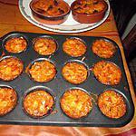 recette tartelettes poireaux crevettes    du blog l eau a la bouche