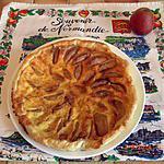 recette tarte de Normandie