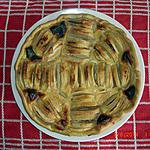 recette Tarte Alsacienne aux pommes