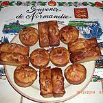recette Mini cake aux pommes
