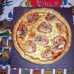 recette Tarte Tomate - Olive - Féta