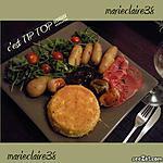 recette camenbert pané