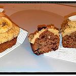 recette mini cake aux fruit secs exotique et son crémeux vanille