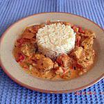 recette Filet de poulet aux légumes de Provence.