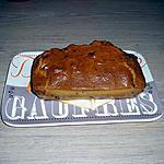 recette cake chorizo, chèvre et saint marcelin.