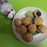recette mini chou au beurre a l ail et escargot