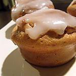 recette Muffins au thé de Noël