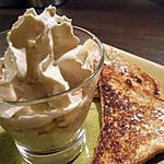 recette Pain perdu & Chantilly à la vanille