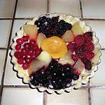 recette Tartelette aux fruits de saison