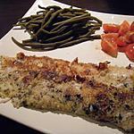 recette Sole au romarin & graines de pavot