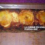 recette Gâteau renversé aux pommes