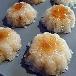 recette Puddings de riz glutineux à la rose (dessert chinois de la province du Gansu)