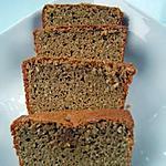 Cake au kamut et pâte de noix de coco