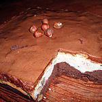 recette Croquant chocolat noisette