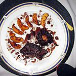 recette canard au cacao;  idée du blog  lili marti;;et gratin canard  pour utiliser des restes  de canard