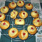 recette Mini-moelleux aux poires