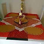 recette Repas de Noel Agneau au miel et citron avec ces champignons sauvages purée de patate douce et fagot d'haricots verts