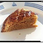 recette galette des rois amande et spéculoos