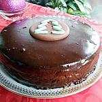 recette Sachertorte (de fêtes- c'est fort en chocolat!)