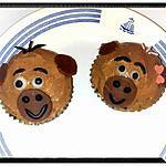 recette monsieur et madame cupcakes au beurre de cacahuètes