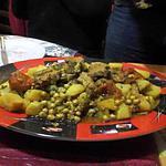 recette tajine de veau à la marocaine