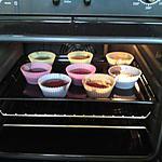 recette Muffins tout choco pour 6 personnes