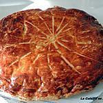 recette Galette des Rois (recette de Cyrille Lignac)