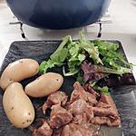 recette Sauté de porc au cidre rosé
