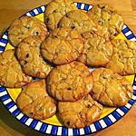 recette Cookies croustillants